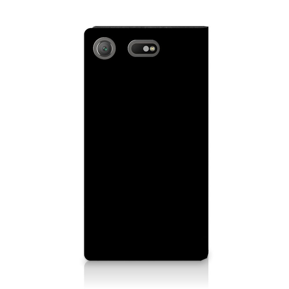 Sony Xperia XZ1 Compact Standcase Hoesje Design Whiskey