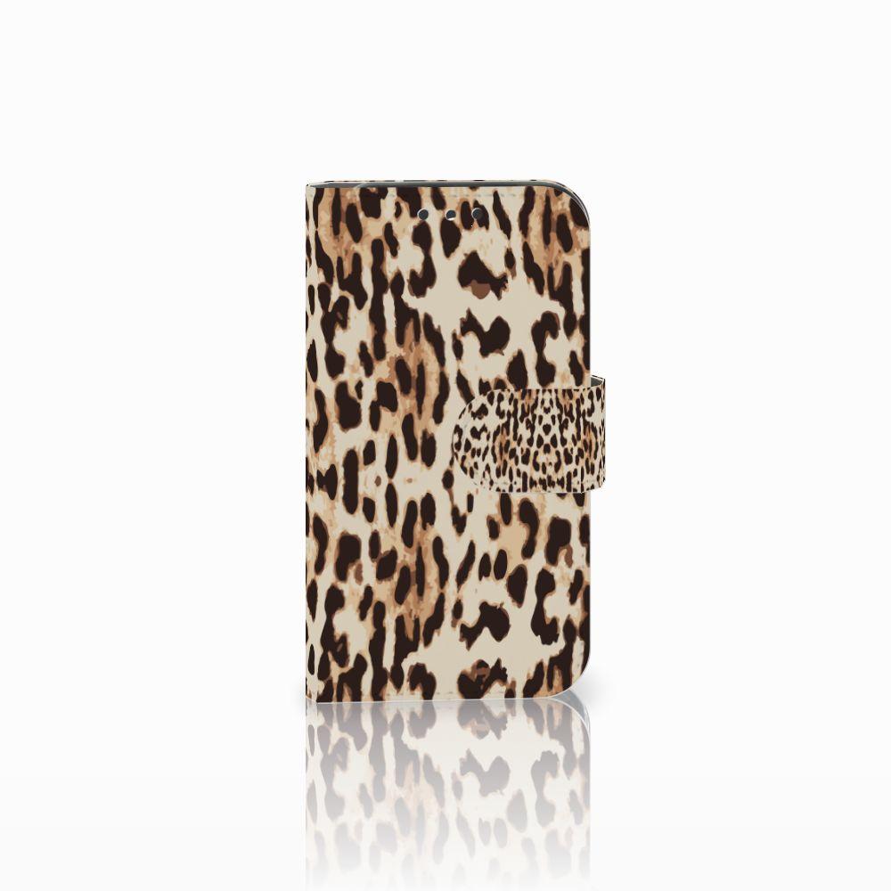 Lenovo B Uniek Boekhoesje Leopard