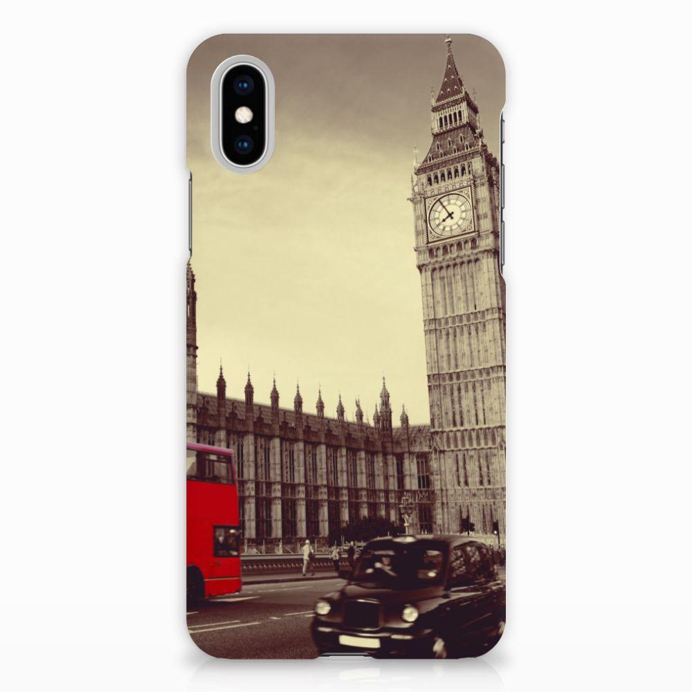 Apple iPhone X | Xs Hardcase Hoesje Design Londen