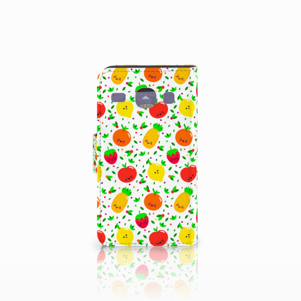 Samsung Galaxy Core i8260 Book Cover Fruits