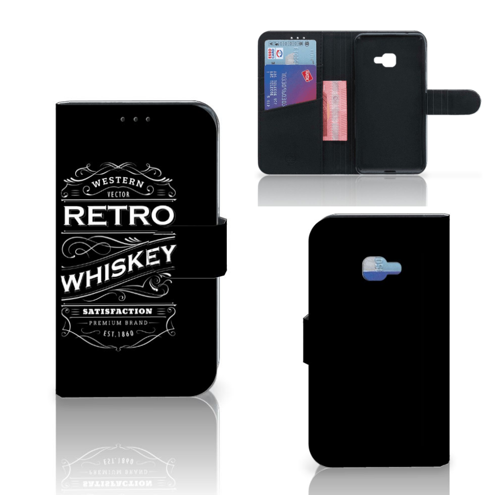 Samsung Galaxy Xcover 4 | Xcover 4s Book Cover Whiskey