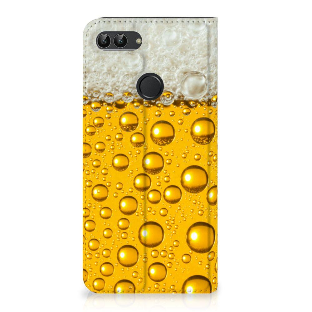Huawei P Smart Uniek Standcase Hoesje Bier