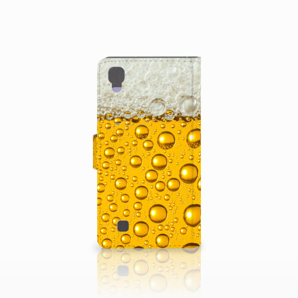 LG X Power Book Cover Bier