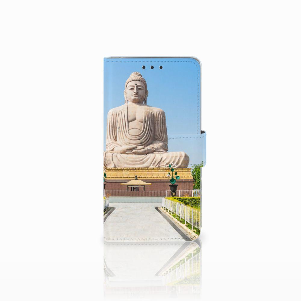 LG Q6 | LG Q6 Plus Boekhoesje Design Boeddha