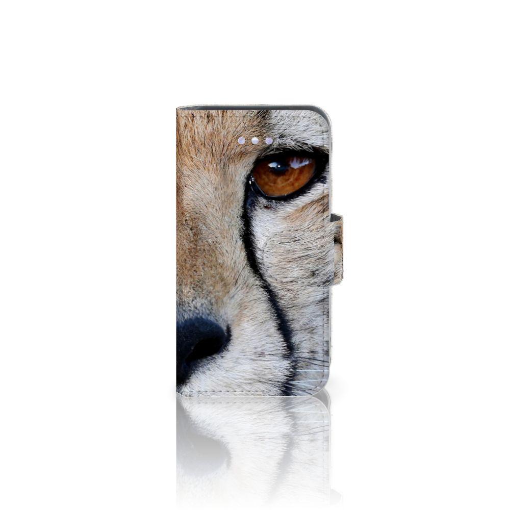 Apple iPhone 4   4S Boekhoesje Design Cheetah