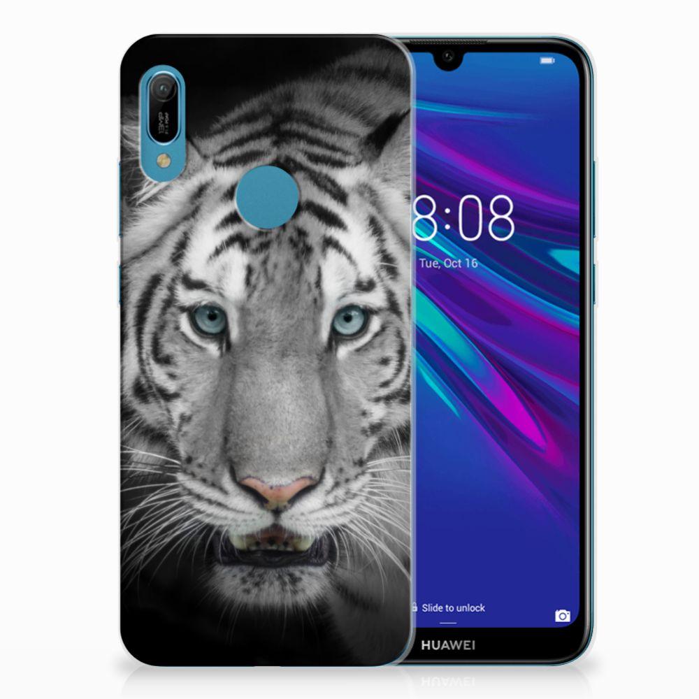 Huawei Y6 2019 | Y6 Pro 2019 TPU Hoesje Tijger