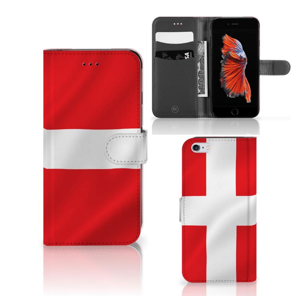 Apple iPhone 6 Plus | 6s Plus Bookstyle Case Denemarken