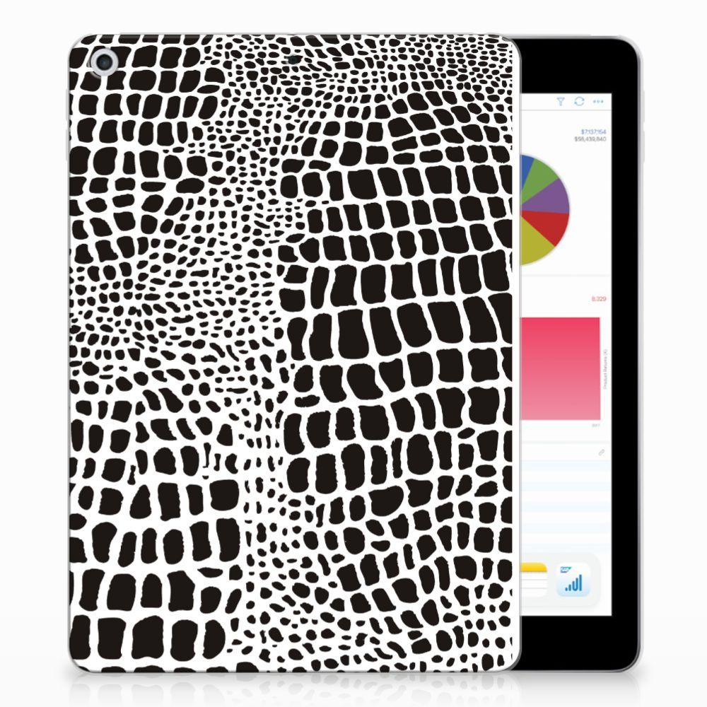 Apple iPad 9.7 2018   2017 Back Case Slangenprint