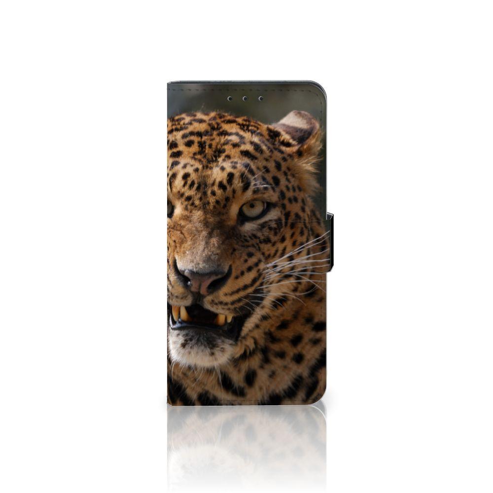 Nokia 6 Uniek Boekhoesje Luipaard
