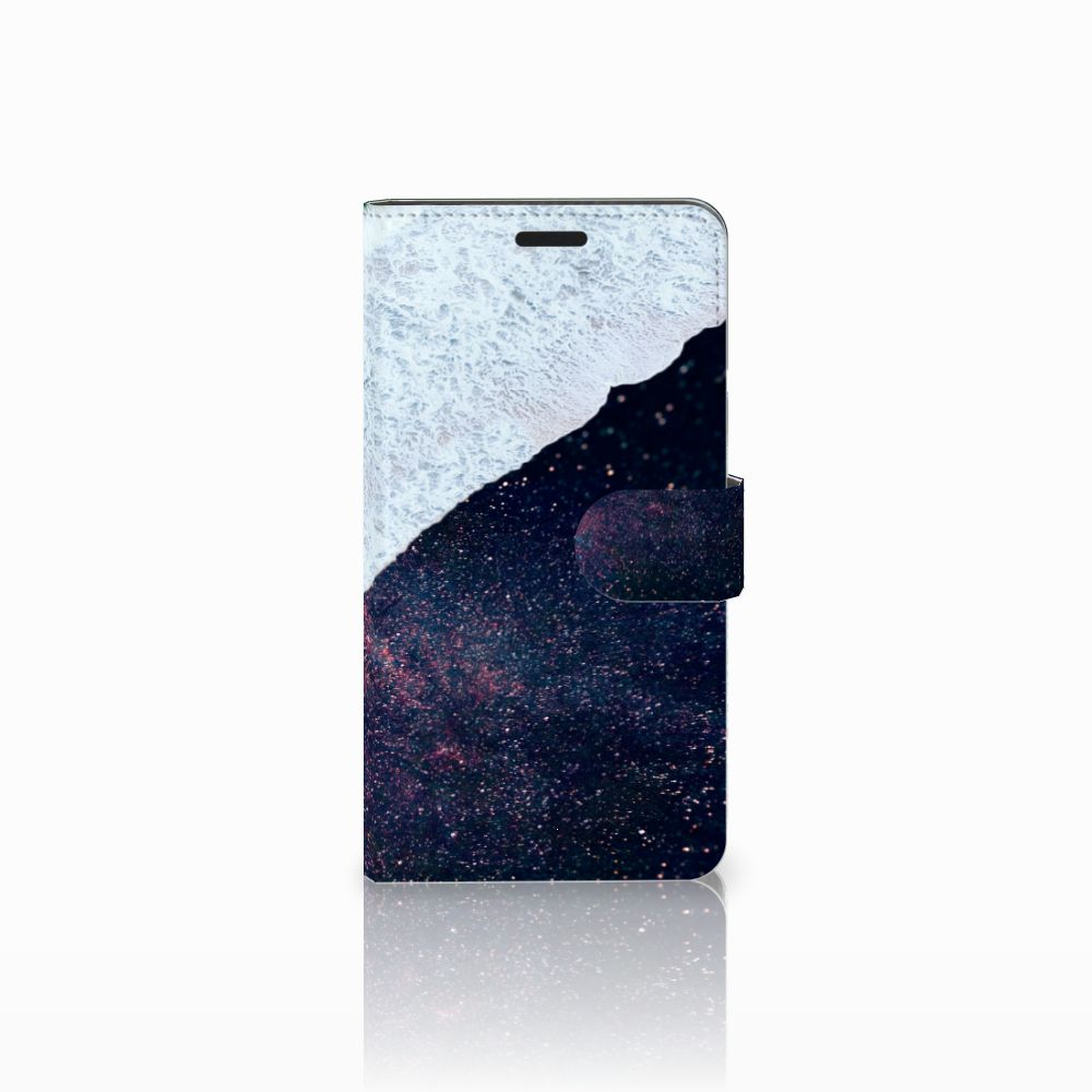 Sony Xperia T3 Boekhoesje Design Sea in Space