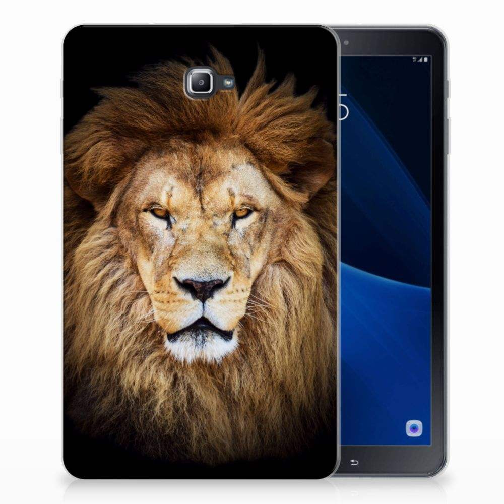 Samsung Galaxy Tab A 10.1 Tablethoesje Design Leeuw