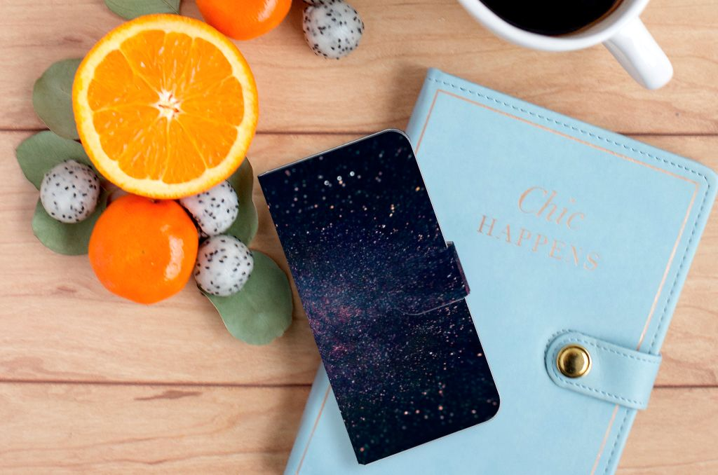 Honor 4A | Y6 Boekhoesje Design Stars