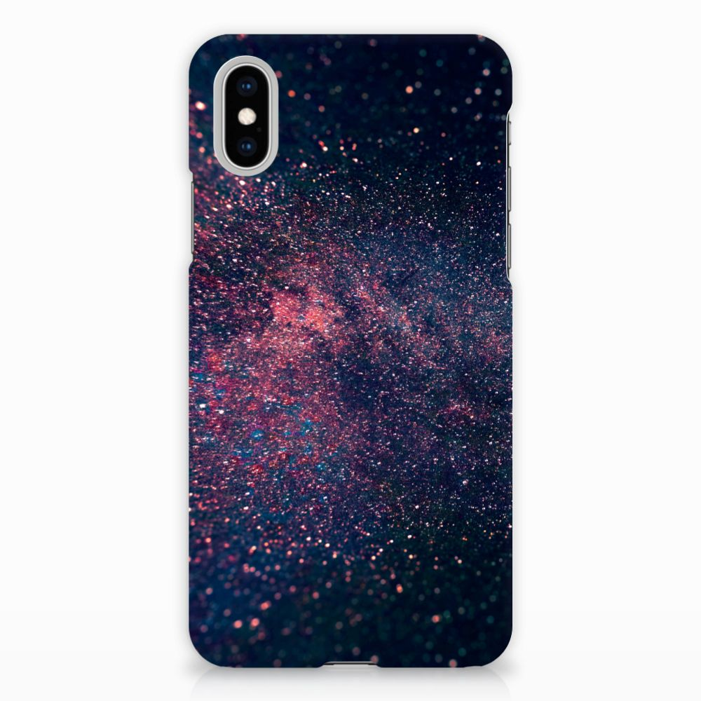 Apple iPhone X | Xs Hardcase Hoesje Design Stars