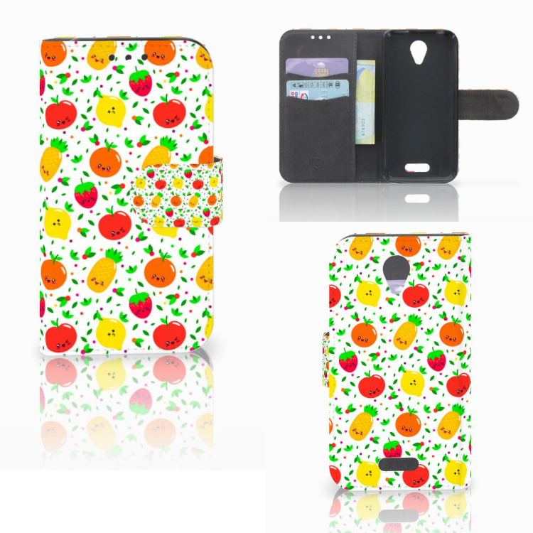 Lenovo B Book Cover Fruits