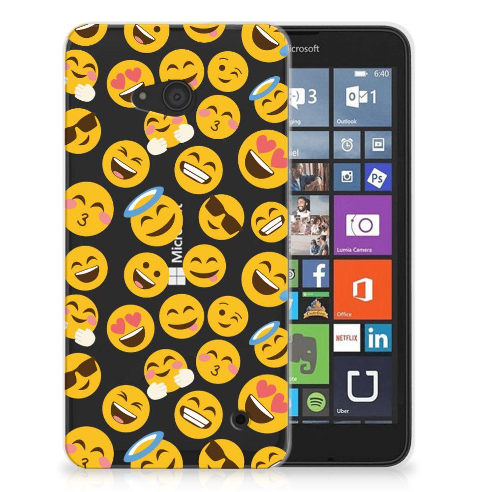 Microsoft Lumia 640 TPU bumper Emoji