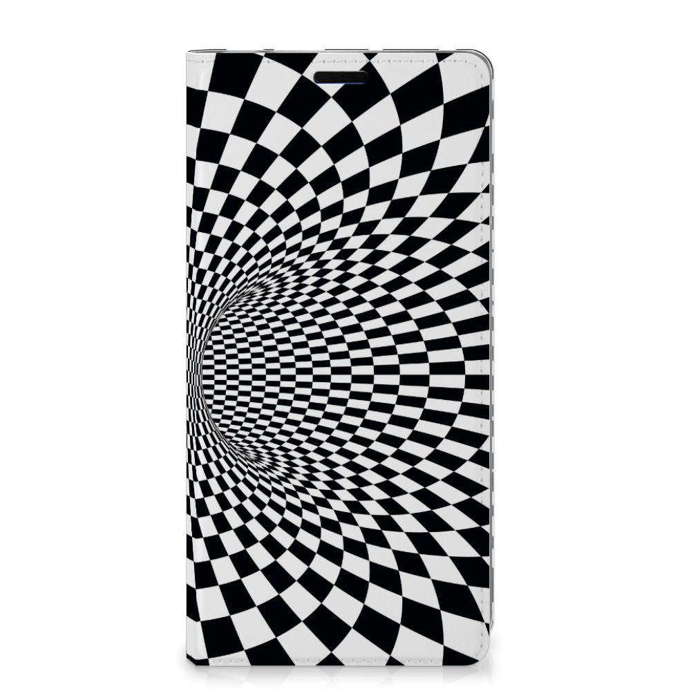 Samsung Galaxy A9 (2018) Stand Case Illusie