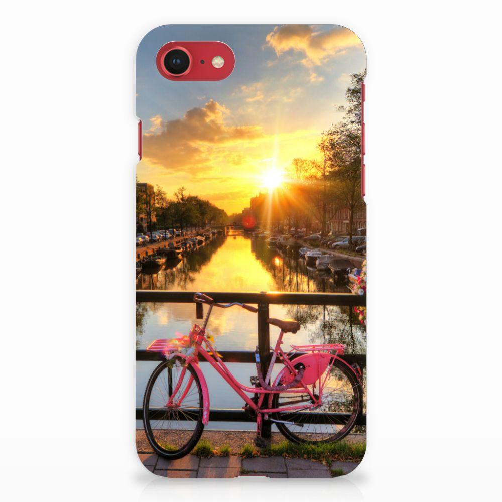 Apple iPhone 7 | 8 Uniek Hardcase Hoesje Amsterdamse Grachten