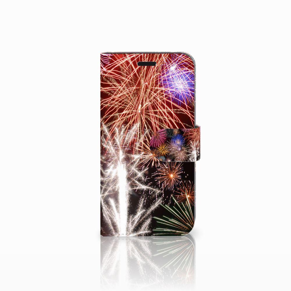 Huawei Nova Boekhoesje Design Vuurwerk