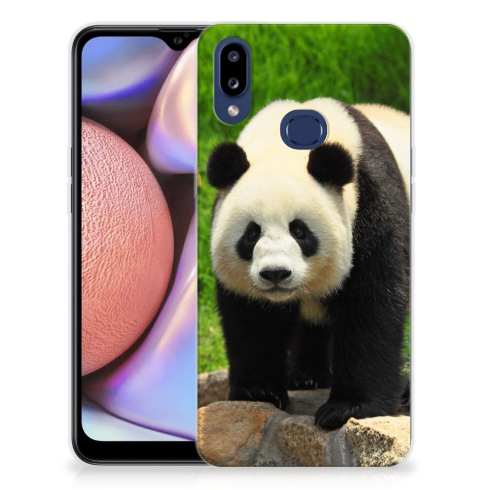 Samsung Galaxy A10s TPU Hoesje Panda