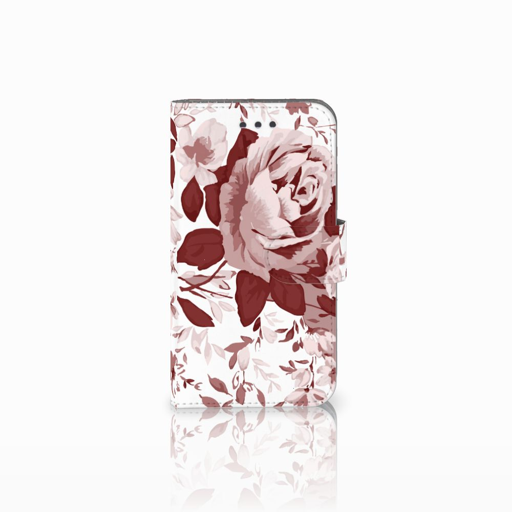 Samsung Galaxy Xcover 3 | Xcover 3 VE Uniek Boekhoesje Watercolor Flowers