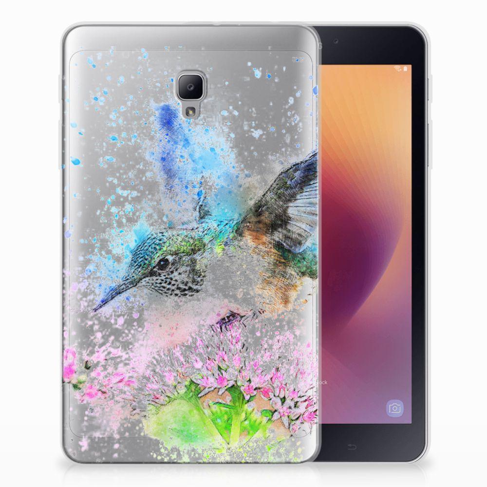 Tablethoes Samsung Galaxy Tab A 8.0 (2017) Vogel