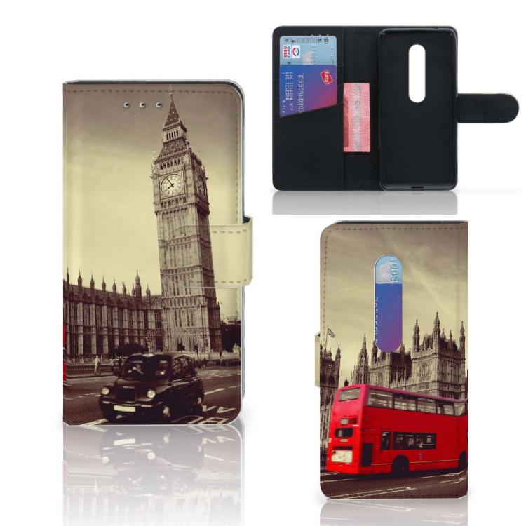 Motorola Moto G 3e Generatie Flip Cover Londen