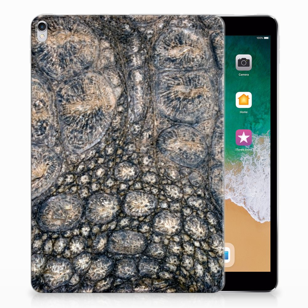 Apple iPad Pro 10.5 Back Case Krokodillenprint