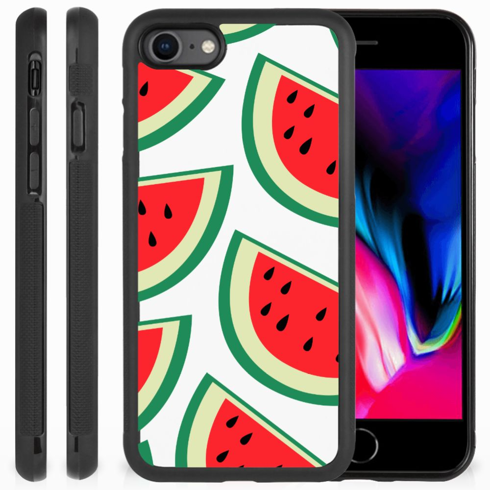 Apple iPhone 7 | 8 Silicone Case Watermelons