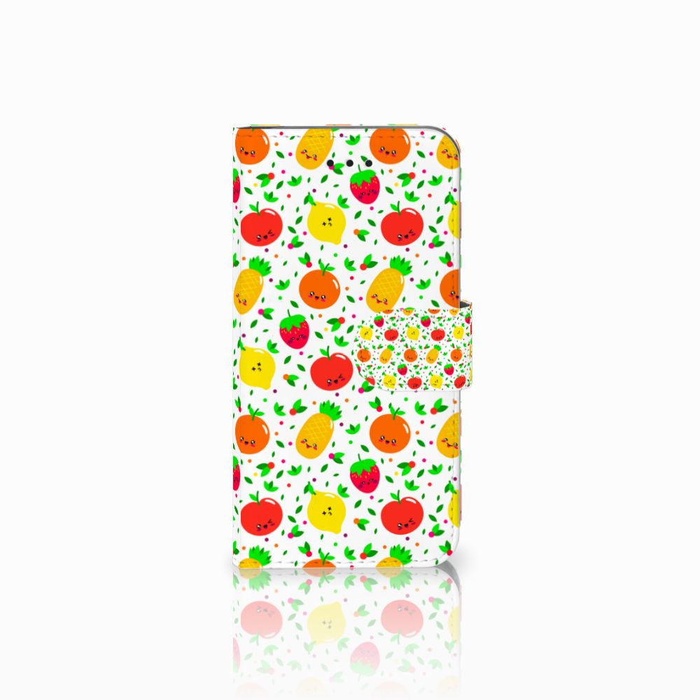Apple iPhone X | Xs Boekhoesje Design Fruits