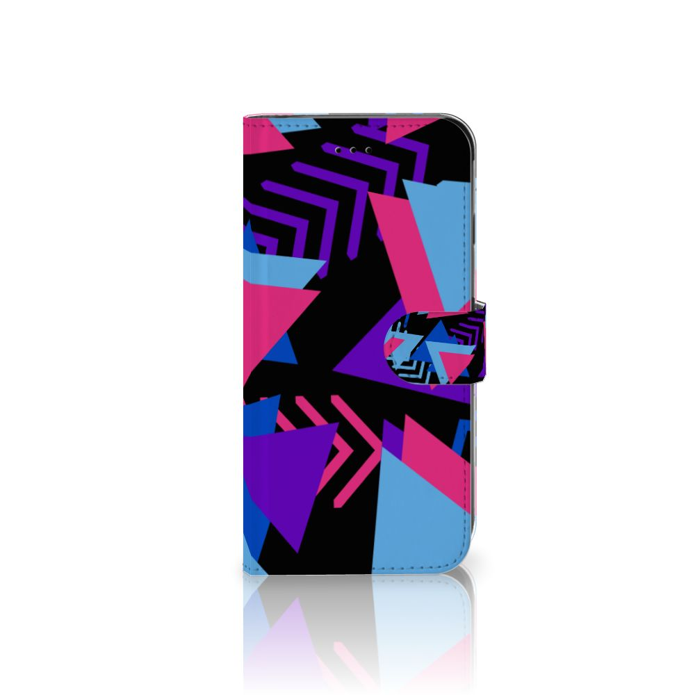 Apple iPhone 6 Plus | 6s Plus Bookcase Funky Triangle