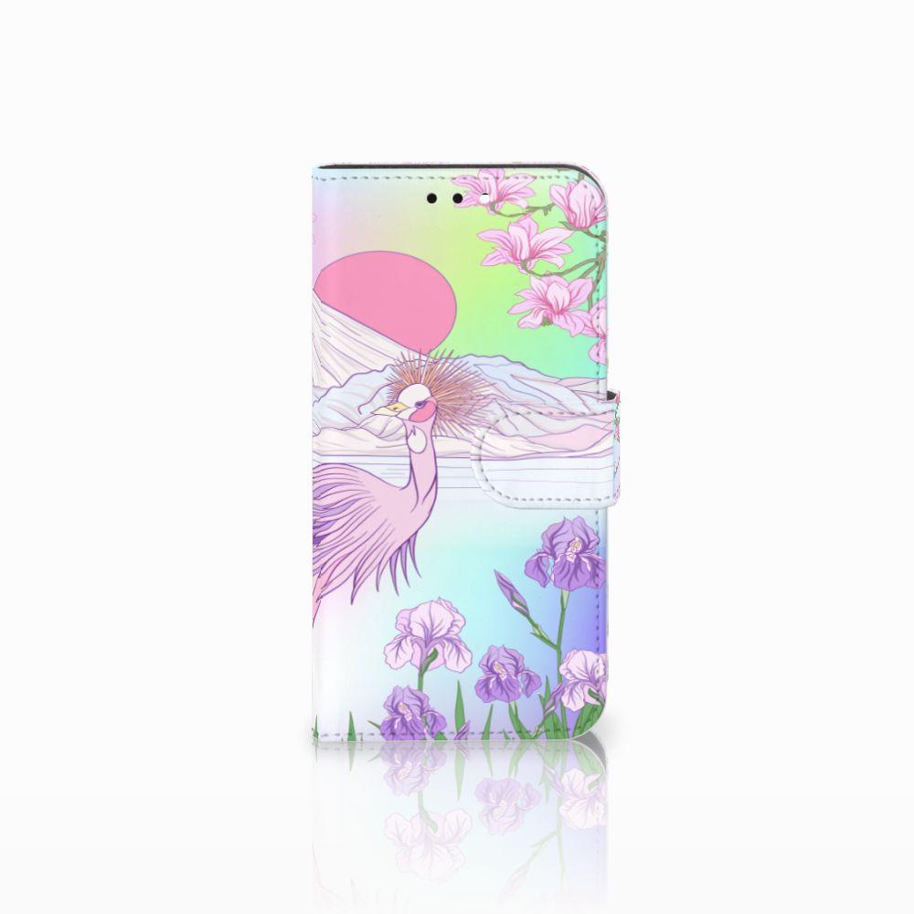 Huawei Nova 2 Uniek Boekhoesje Bird