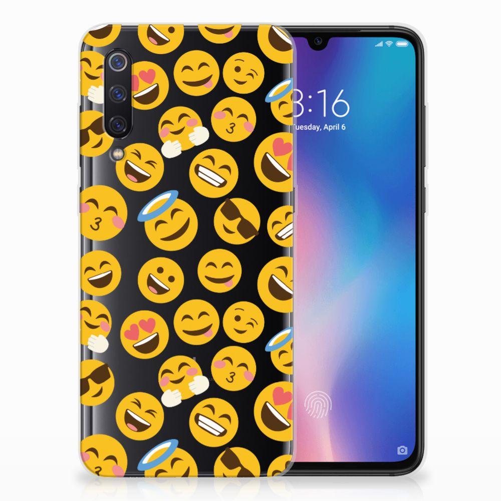Xiaomi Mi 9 TPU bumper Emoji