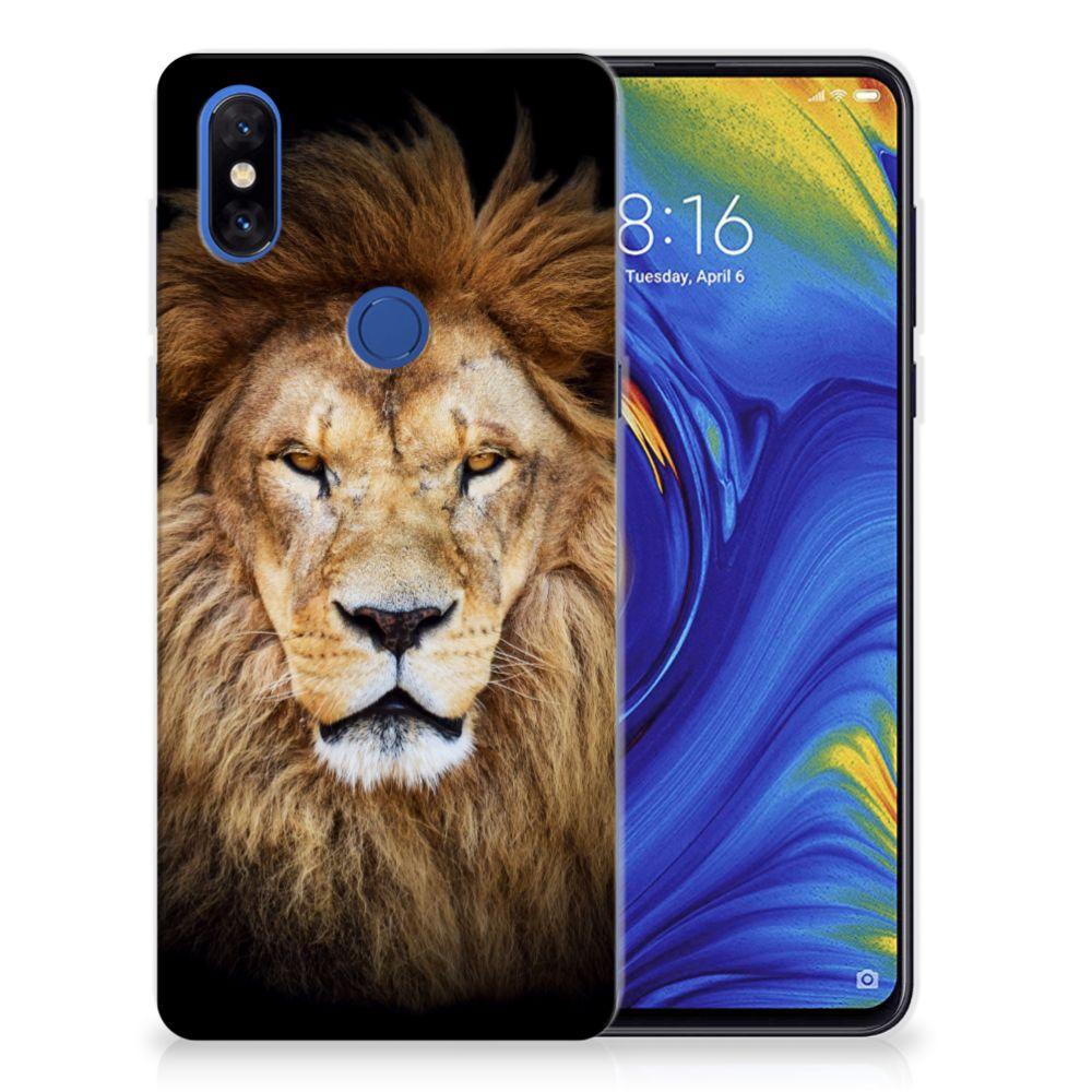Xiaomi Mi Mix 3 TPU Hoesje Leeuw