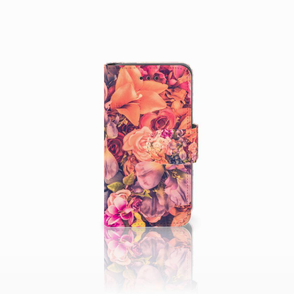 Nokia Lumia 530 Boekhoesje Design Bosje Bloemen