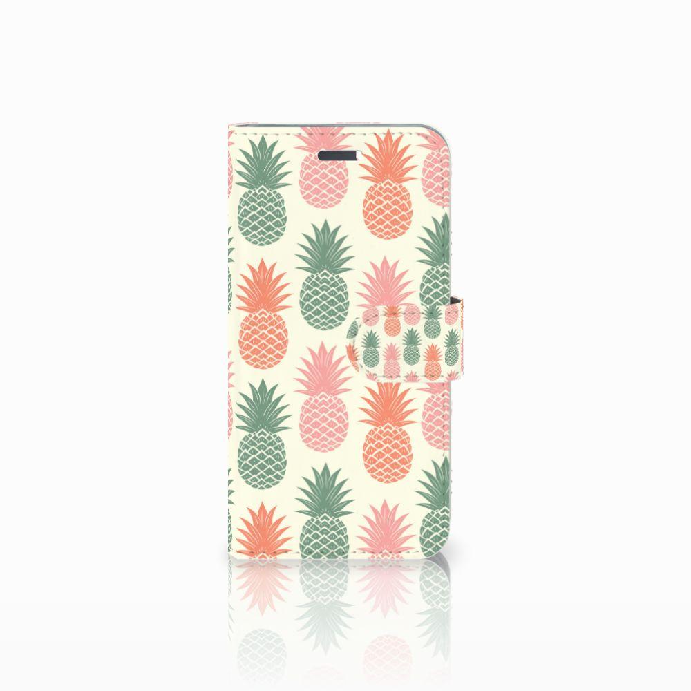 Lenovo Vibe K5 Boekhoesje Design Ananas