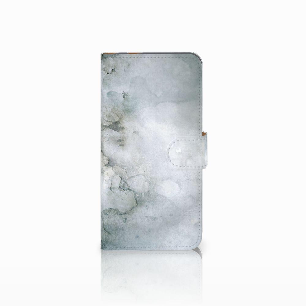 Hoesje Huawei Nova Plus Painting Grey
