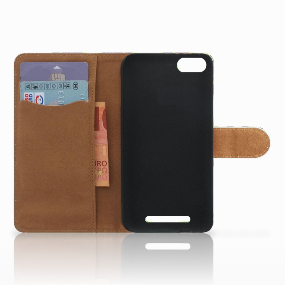 Wiko Lenny 3 Book Cover Druiven