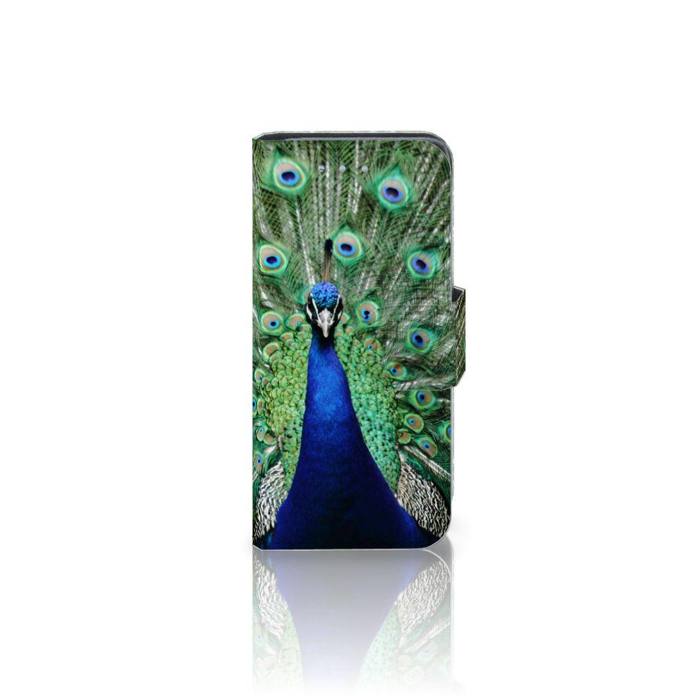 Samsung Galaxy S4 Mini i9190 Boekhoesje Design Pauw