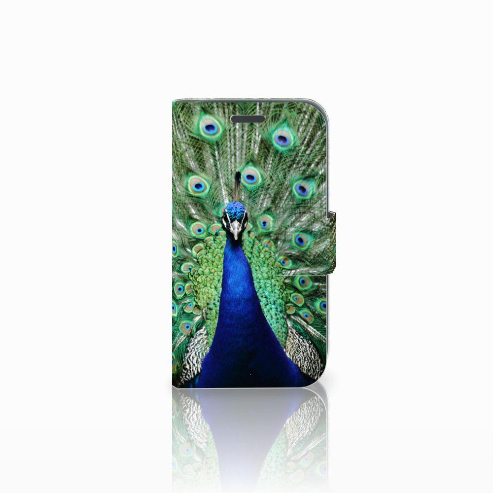 Samsung Galaxy J1 2016 Boekhoesje Design Pauw