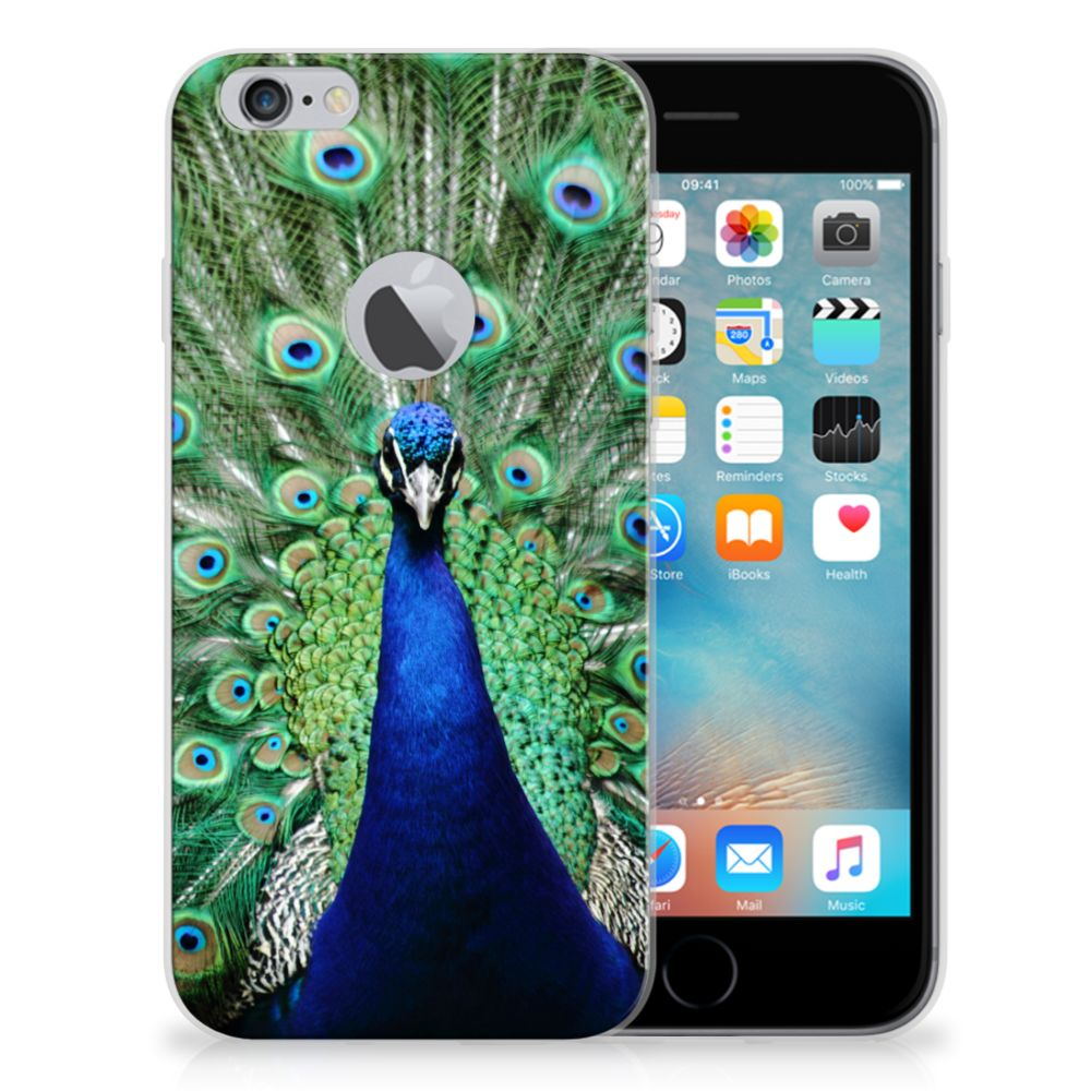 Apple iPhone 6 Plus | 6s Plus TPU Hoesje Design Pauw