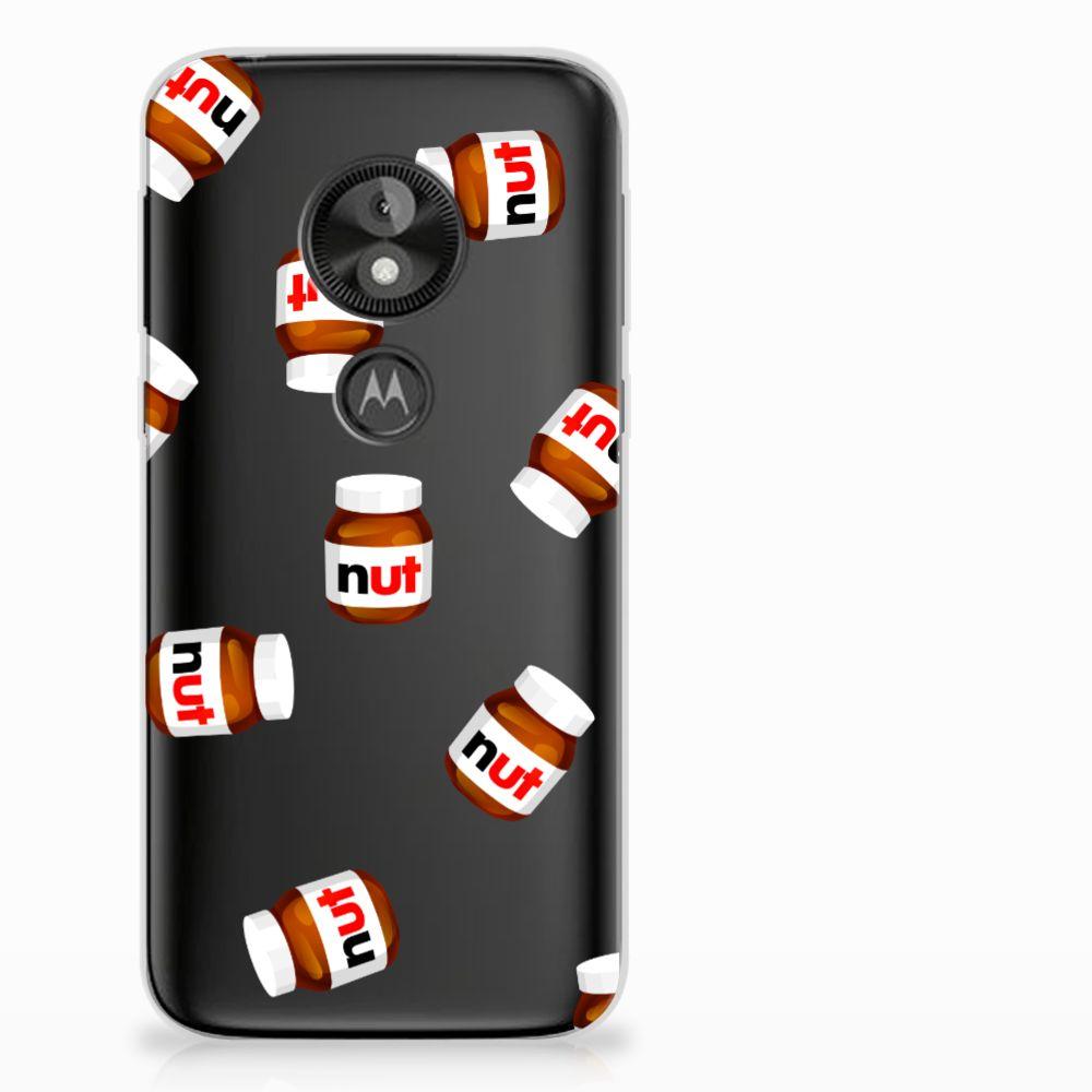 Motorola Moto E5 Play Siliconen Case Nut Jar