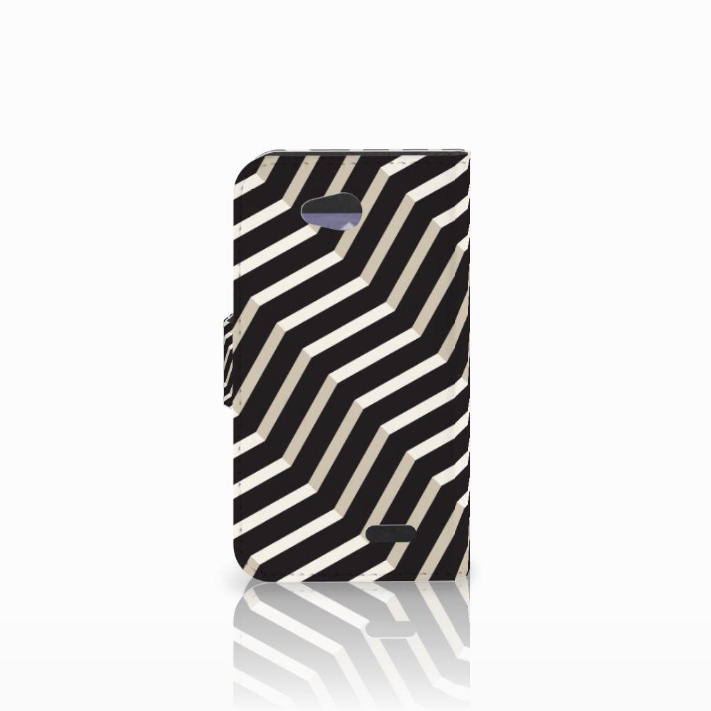 LG L90 Bookcase Illusion