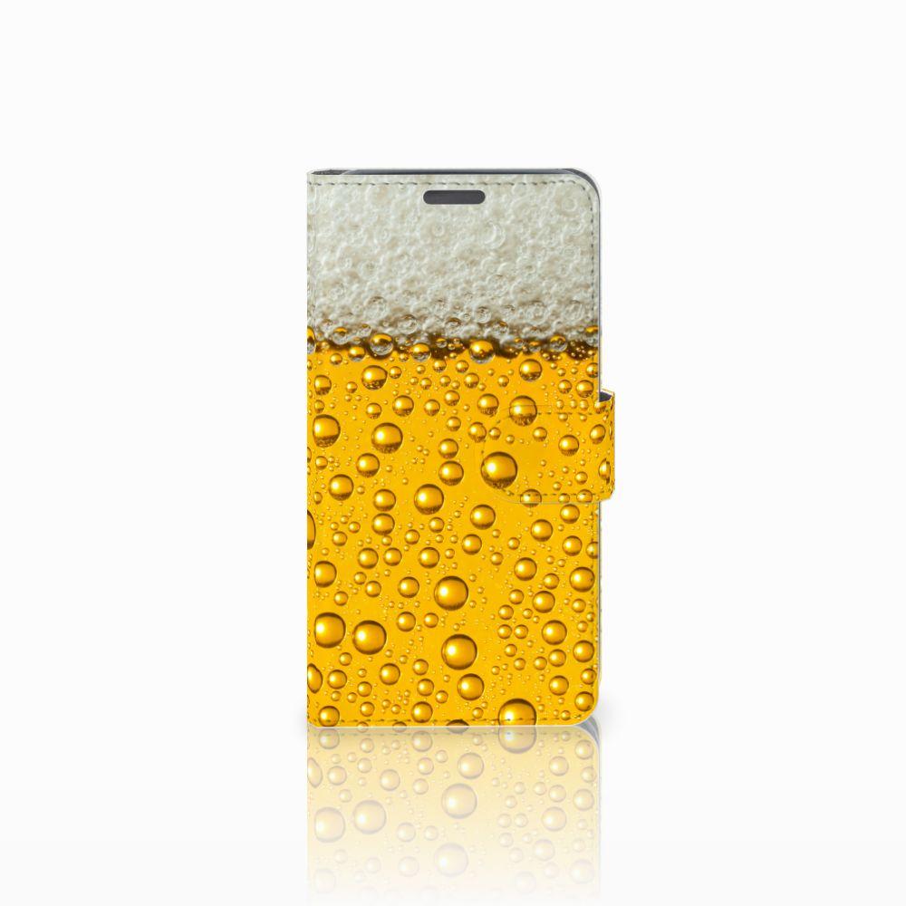Wiko Lenny Uniek Boekhoesje Bier