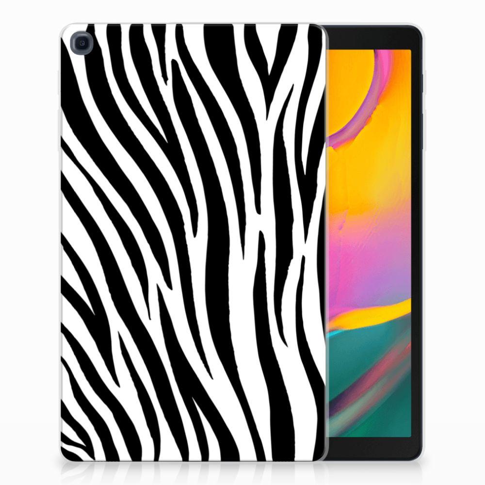 Samsung Galaxy Tab A 10.1 (2019) Back Case Zebra