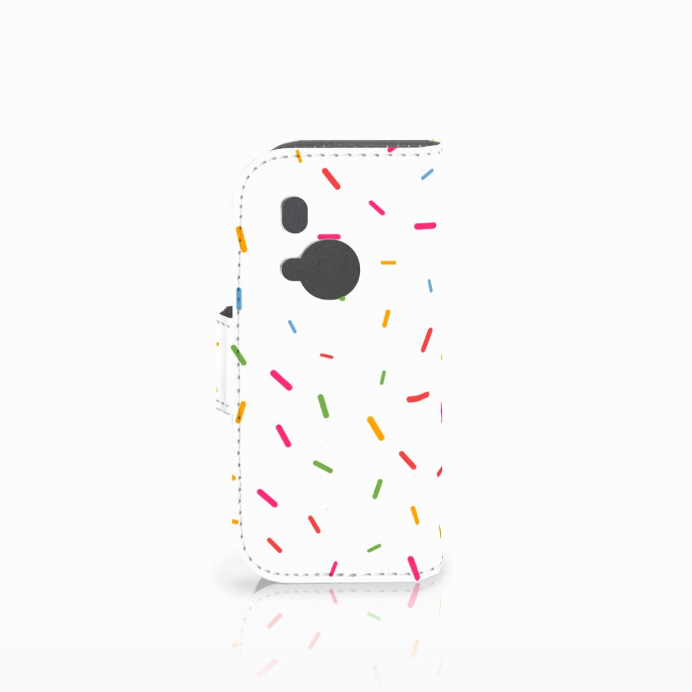 Nokia 3310 (2017) Book Cover Donut Roze
