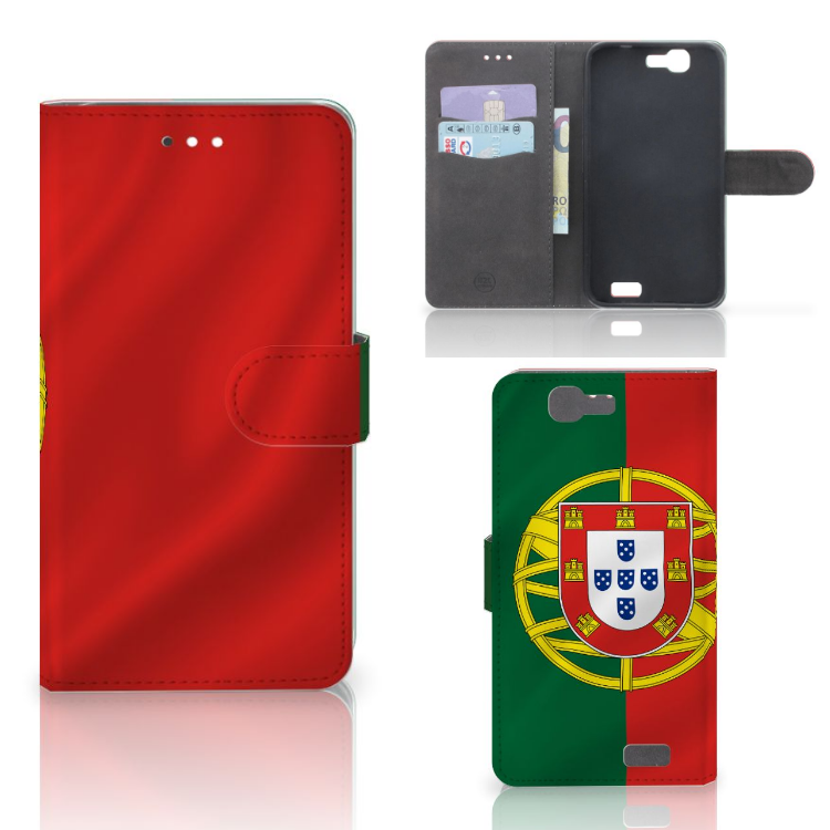 Huawei Ascend G7 Bookstyle Case Portugal