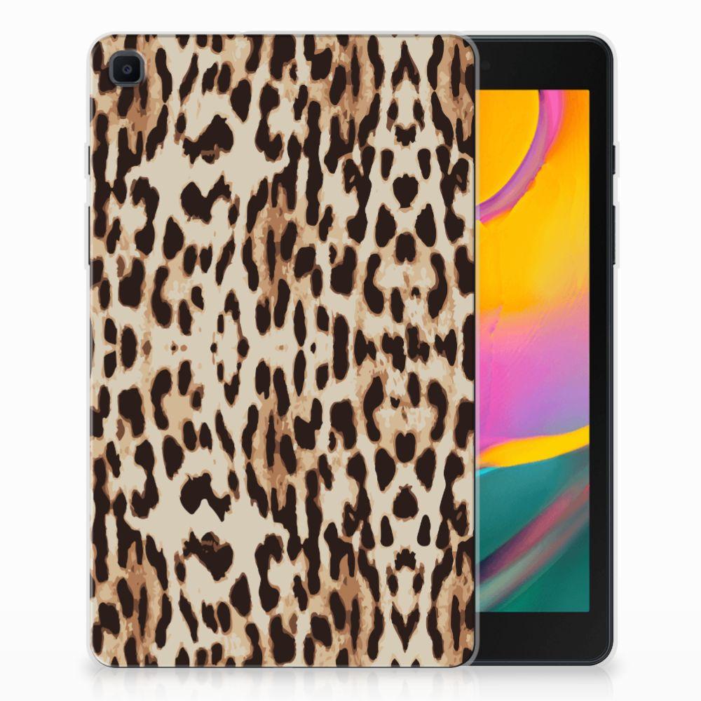 Samsung Galaxy Tab A 8.0 (2019) Back Case Leopard