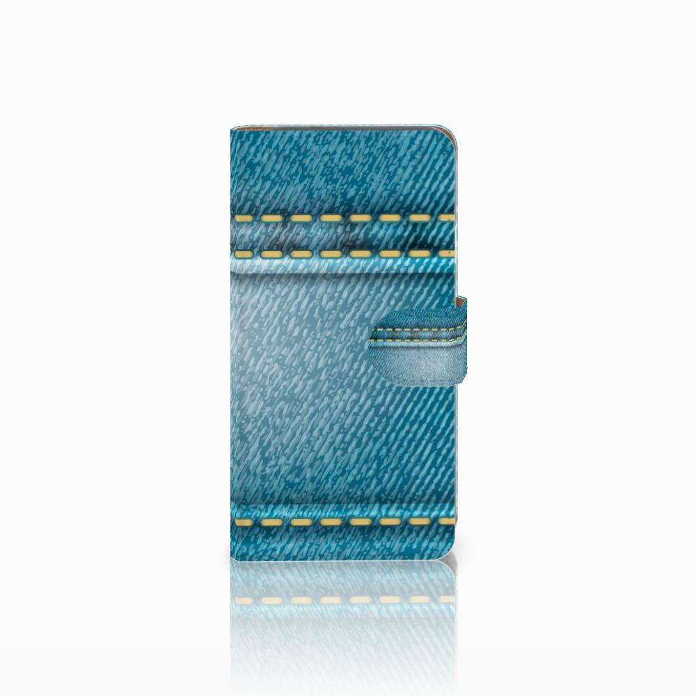 Google Pixel Wallet Case met Pasjes Jeans