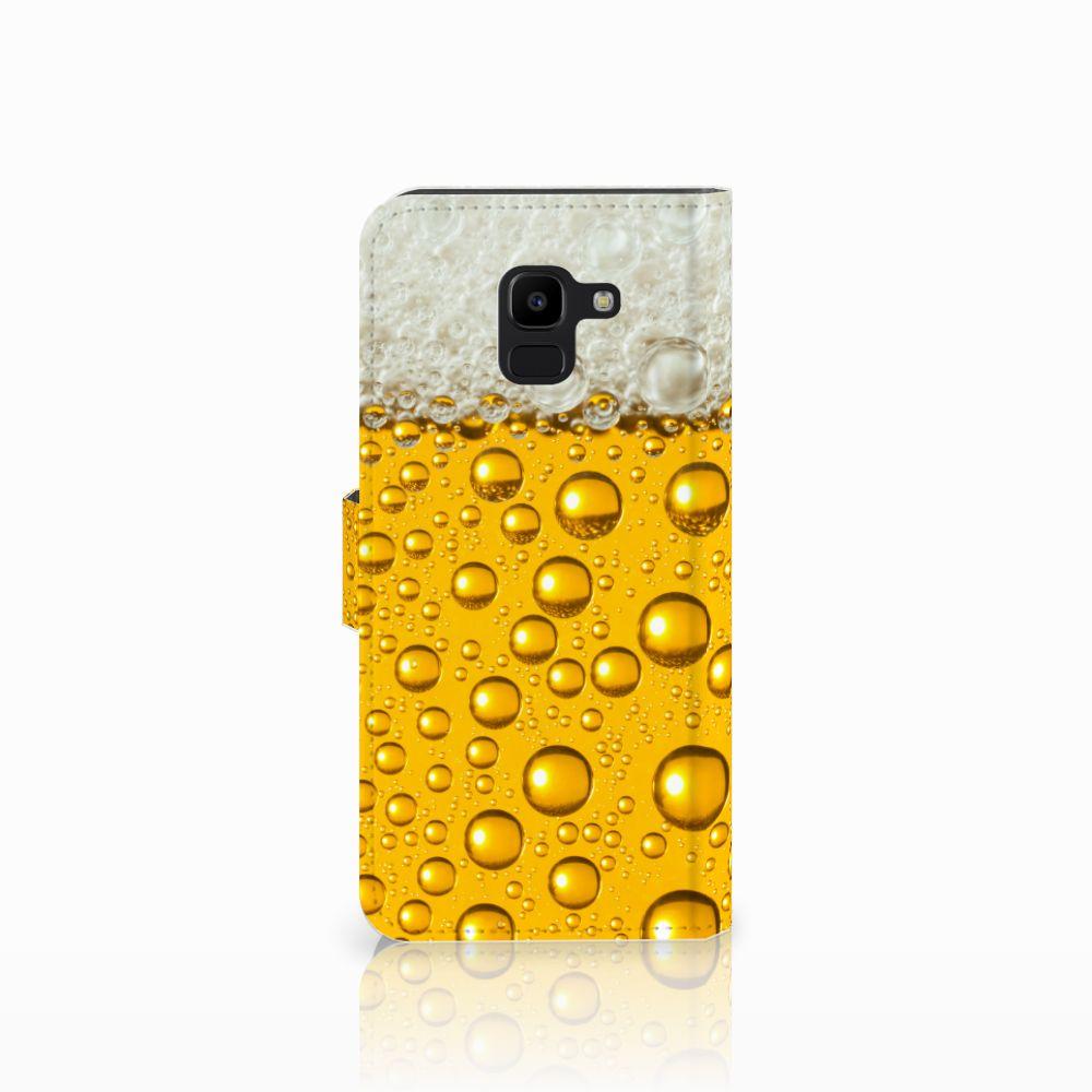Samsung Galaxy J6 2018 Book Cover Bier