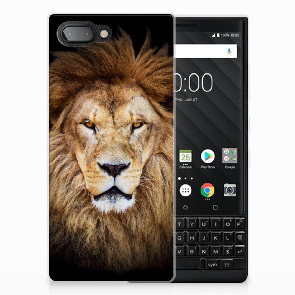BlackBerry Key2 Leuk Hoesje Leeuw